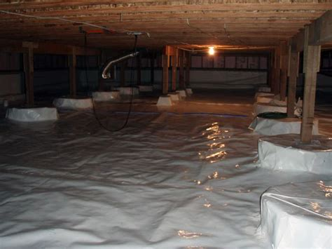clean space basement systems crawl space cleanup in toronto markham mississauga
