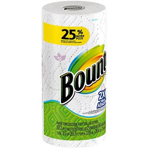 Who Makes Bounty Paper Towels - cheap bounty paper towels find bounty paper towels deals