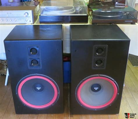 Speaker Advance H 15 cerwin hed series h 15 speakers 15 quot woofers