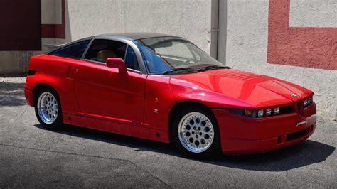 Alfa Romeo Sz by Alfa Romeo Sz In Vendita Un Esemplare Negli Stati Uniti
