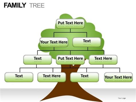 Free Template For Family Tree Search Results Calendar 2015 Powerpoint Family Tree