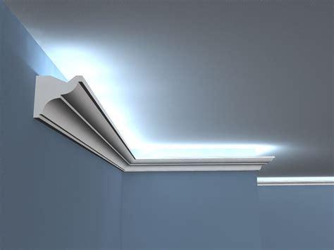 styropor leiste led led stuckleiste lo 18a led lichtleiste