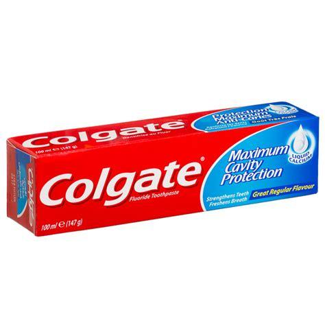 Curtains Cream Colgate Fluoride Toothpaste 100ml 100624 B Amp M