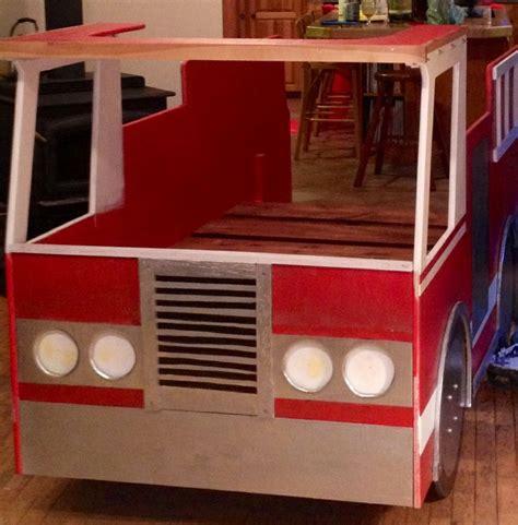 fire truck beds fire truck bed constuctive pinterest