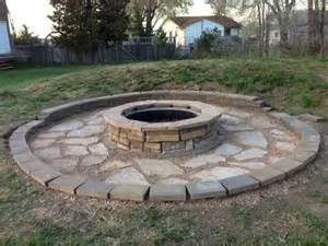 Fire Pit Kit by 44 Fire Pit Kits Natural Concrete Products