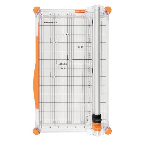 Craft Paper Trimmer - deluxe paper trimmer with aluminum cut rail 12 quot
