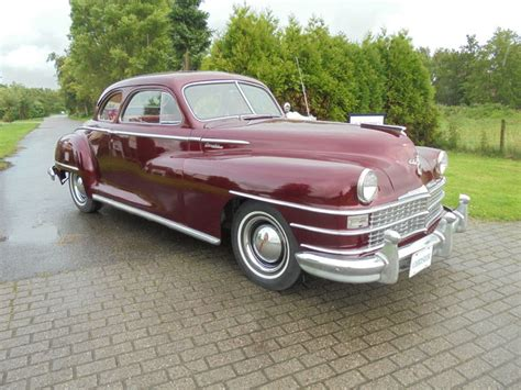 Chrysler 2 Door Coupe by Chrysler 2 Door Coupe 1948 Catawiki