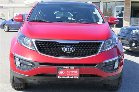 Kia Sportage Sport 2015 Kia Sportage Ex Sport Utility Cars And Vehicles