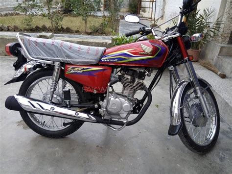 honda cg used honda cg 125 2017 bike for sale in nowshera 185075