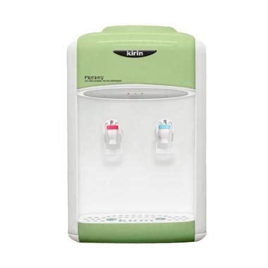 Dispenser Kirin Dan Cool jual kirin dispenser kwd 155hc kwd 155 hc green wrap harga kualitas