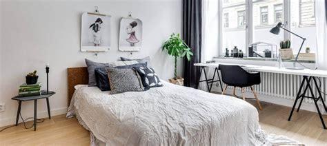 inspired    scandinavian bedroom designs
