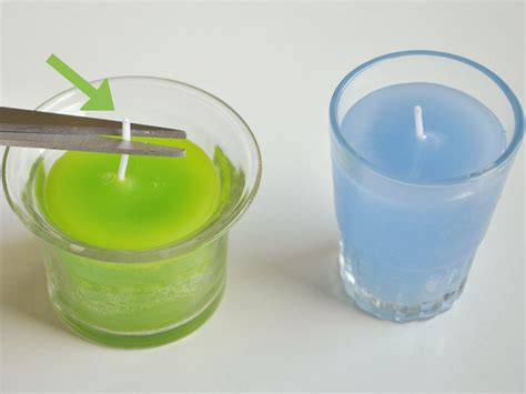 make candles the 3 best ways to make a scented candle in a glass wikihow