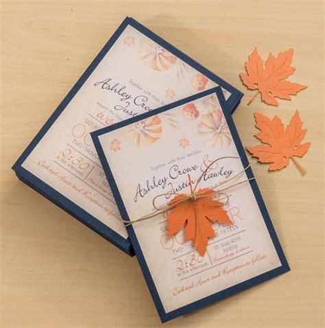 unique orange wedding invitations 35 best images about burnt orange mustard gold and navy