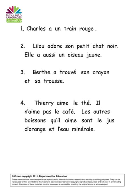 reading schemes ks2 french phonics to phrases reading scheme for ks2 by