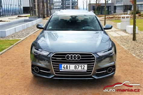 Test Audi A6 by Test Audi A6 3 0 Tdi Quattro S Line At