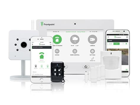 frontpoint home security system reviews home review