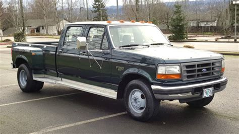 1994 ford f350 1994 ford f350 crew cab dually 7 3l power stroke turbo
