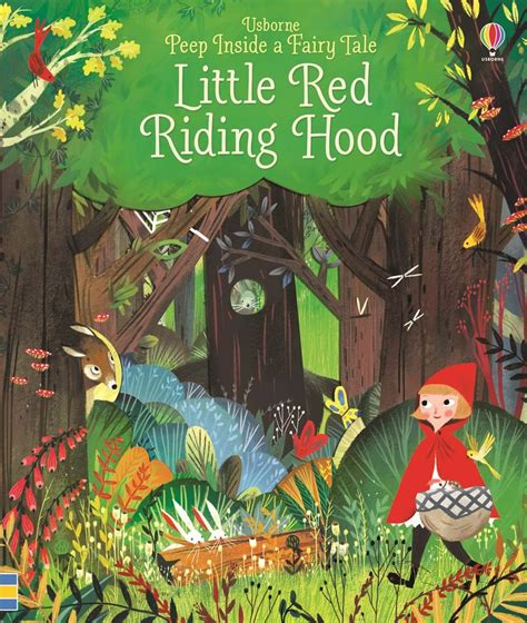lorena alvarez red riding hood peep inside a fairy tale little red riding hood at