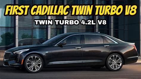 2019 Cadillac Turbo V8 by 2019 Cadillac Ct6 V Sport Most Powerful Cadillac