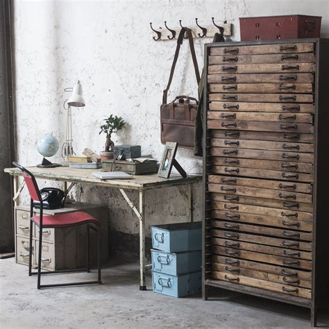 Industrial Kitchen Table Furniture industrial interior design style for homes by scaramanga