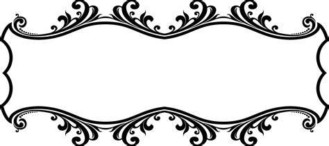 decorative pattern png clipart decorative ornamental flourish frame aggrandized 29