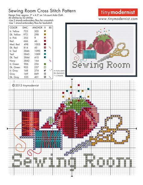 Free Stitching free cross stitch patterns tiny modernist cross stitch