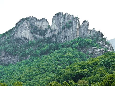 Travel Toaster Wet Wild And Wonderful Seneca Rocks Wv Tales Of The