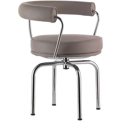 Sunbrella Chair Swivel Chair Lc7 Outdoor By Cassina