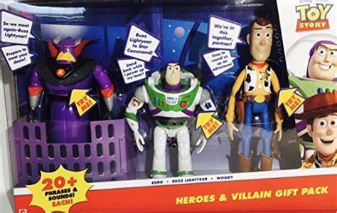 Mainan Sheriff Woody Mainan Robot Mainan Anak 890ej disney pixar story heroes villain gift pack talking import it all