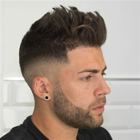 top 10 facial hairstyles in sport best hairstyles for men with round faces