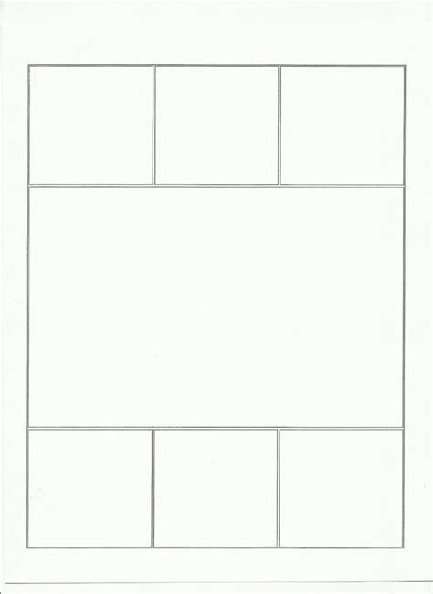 comic paper template comic book pages blank by wolflover887 on deviantart