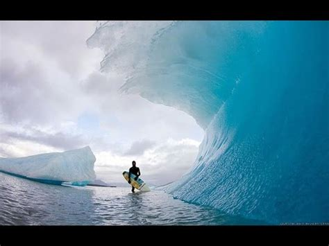 frozen waves antarctica s frozen waves how can waves freeze like that