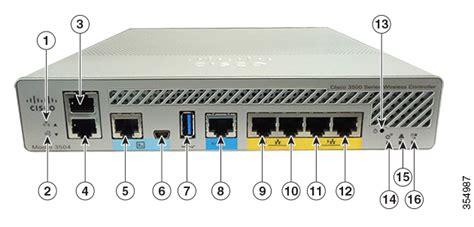 Panel Wlc Cisco 3504 Wireless Controller Installation Guide