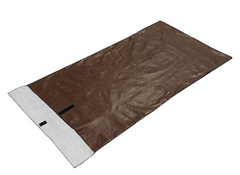 table leaf storage dining table leaf storage bag 24 quot x 50 quot brown raymour flanigan