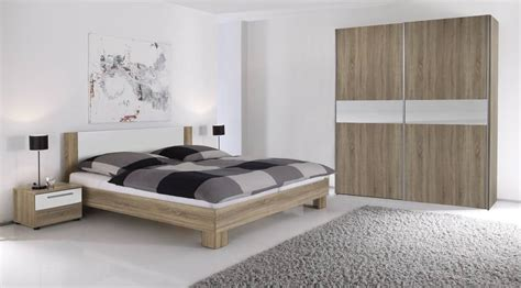 komplettes futonbett vanti komplettes schlafzimmer 4 teilig eiche sonoma wei 223