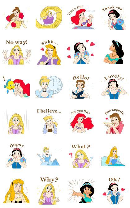 Disney Printable Stickers