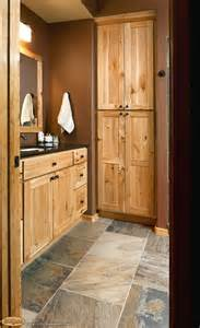 paint colors for rustic bathroom rustic hickory bathroom vanity cabinets rustic hickory