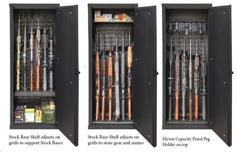 secureit gun cabinet model 52 secureit tactical gun cabinet model 52 welded fb 52w 06