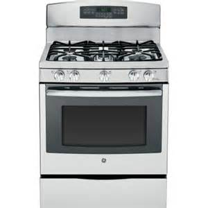 home depot gas ranges ge 5 6 cu ft gas range with self cleaning convection