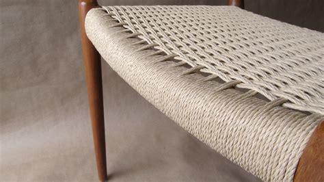 seat weaving a cautionary tale modern chair restoration