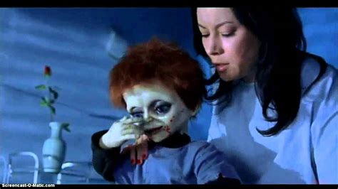 seed of chucky bathroom scene seed of chucky chuckys death scene hd youtube