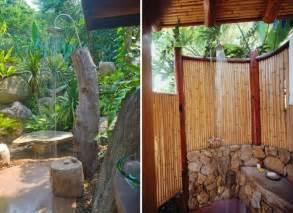 20 irresistible outdoor shower designs for your garden designrulz com