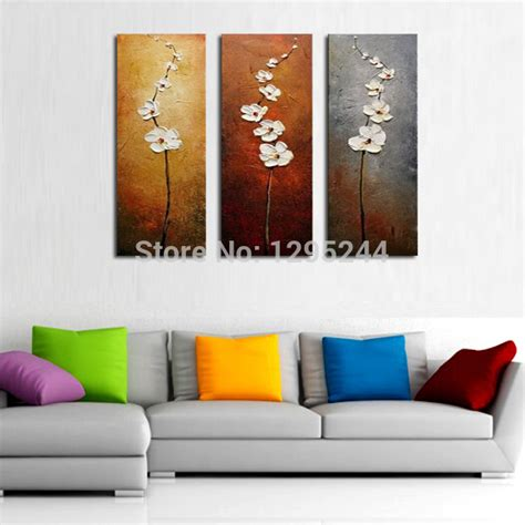large paintings handmade abstract picture on canvas
