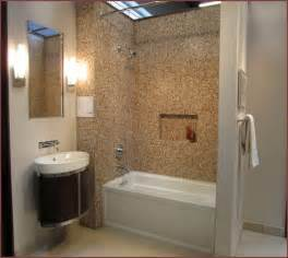 Your home improvements refference glass tile bathtub surround