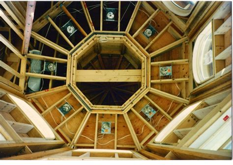 knockdown octagon roof page  framing contractor talk