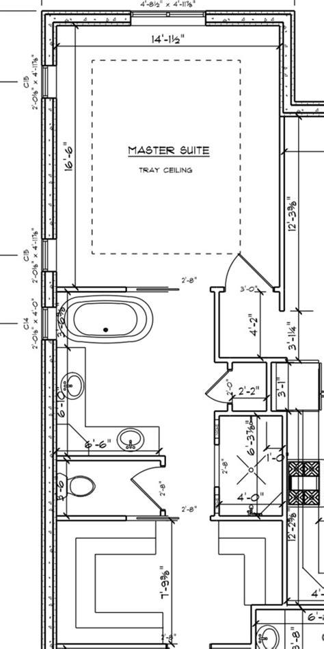 master bathroom floor plans with walk in shower need help with master bathroom floor plan