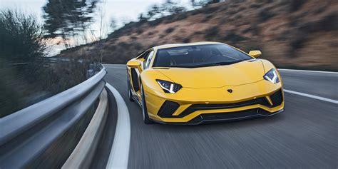 Lamborghini Aventador Reviews 2017 Lamborghini Aventador S Review Caradvice
