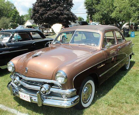 image gallery 1951 ford crestliner