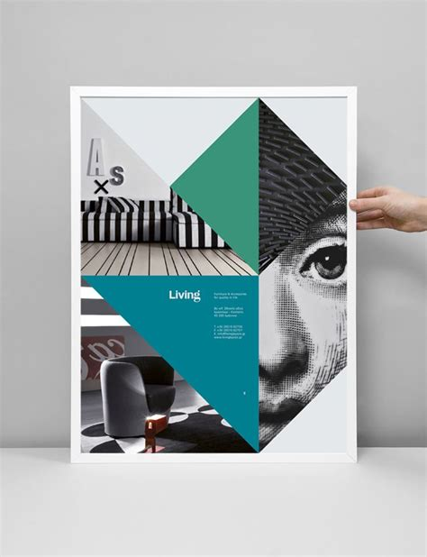 decor inspiration best 25 geometric poster ideas on pinterest flyer and