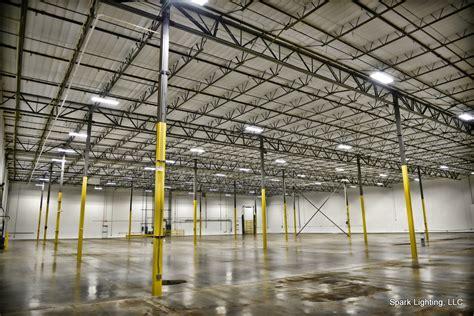 Warehouse Lighting by Houston Industrial Led Lighting Spark Lighting